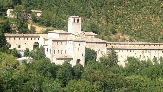 Religious italian symbols, Fonte Avellana