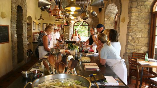 cheap italian cooking holidays in tuscany - photo#27