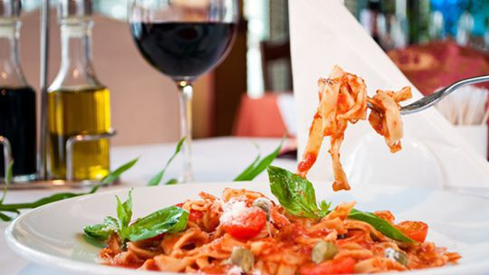 Food and drink tours in Italy