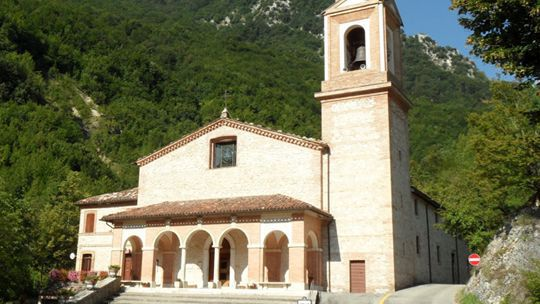 the monastery, religious holidays italy