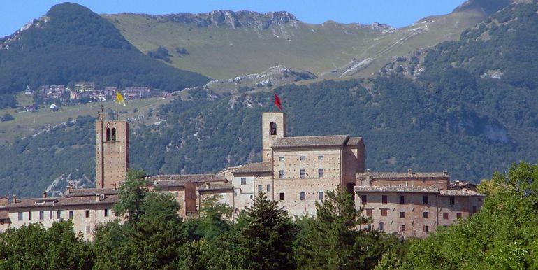 Matelica Italy tour, Marche medieval village