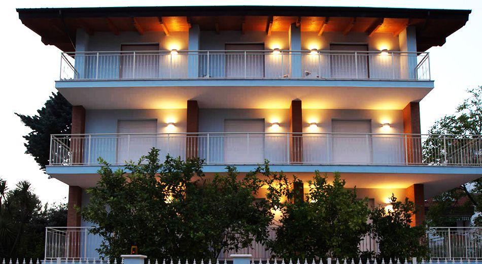 Prestigious apartments in the Adriatic coast