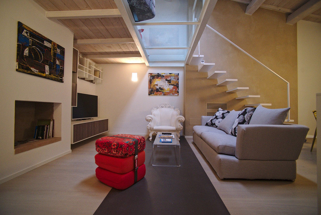 Design penthouse in the heart of Ascoli Piceno